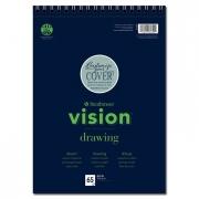 Vision Drawing Paper Pad 9 x 12 65 Sheets