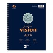 Vision Sketch Paper Pad 5.5 x 8.5 110 Sheets