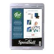 Speedball Gel Printing Plate 8X10