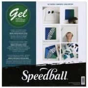 Speedball Gel Printing Plate 12X12