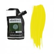 Sennelier Abstract Acrylic 120ml Fluorescent Yellow