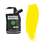 Sennelier Abstract Acrylic 120ml High Gloss Cadmium Yellow Lemon Hue