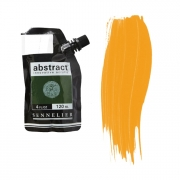 Sennelier Abstract Acrylic 120ml Fluorescent Orange