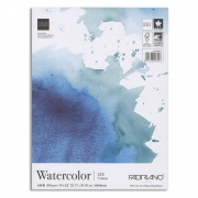 """Fabriano Mega Watercolor Pad 9x12"""" 300gsm 60 pages"""