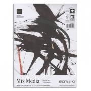 "Fabriano Mega Mixed Media Pad 9x12"" 160gsm 150 pages"