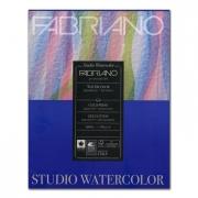 Fabriano Studio Watercolor Pad 11 x 14 140lb Cold Press 50 Sheets