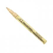 Decocolor Premium Metallic Leafing Marker 2mm Tip Gold