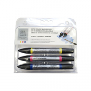 Watercolor Marker 3 Colors Primary Set