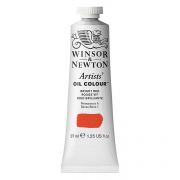 Winsor & Newton Artists Oil Color Bright Red 37ml