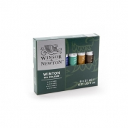 Winsor & Newton Winton Oil Introductory Set 6 21ml Tubes