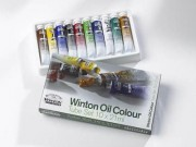 Winsor & Newton Winton Oil Basic Set 10 21ml Tubes