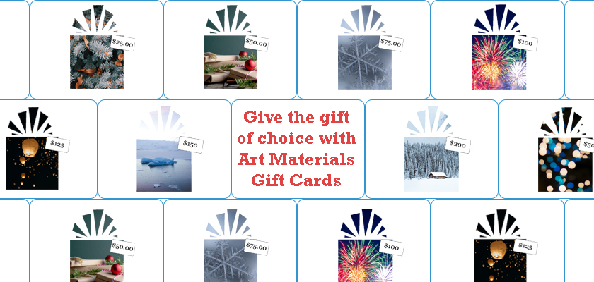 a gift card to art materials minneapolis the best gift for creatives