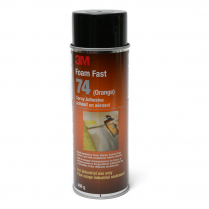 74 Foam/Fabric Adhesive