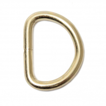 1in. Heavy Welded D-Ring