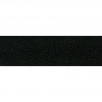 1in. Sunbr 2-Fold Black
