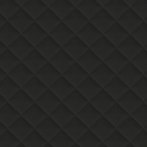 """Single Quilted Blizzard 9009 Black 4""""x6"""""""
