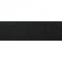 1in.4 Panel PP Webbing Black
