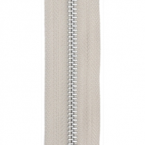 YKK #4 Aluminum Zipper Tape
