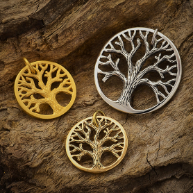 Textured Tree of Life - Shop by Design