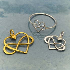 Infinity Heart - Shop by Design