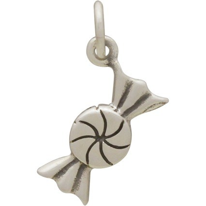 Sterling Silver Candy Charm - Food Charm DISCONTINUED