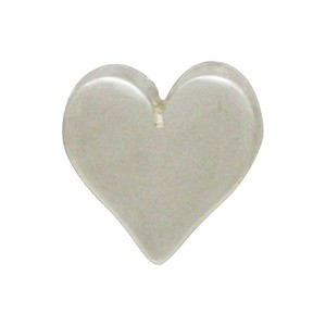 Sterling Silver Beads - Small Heart