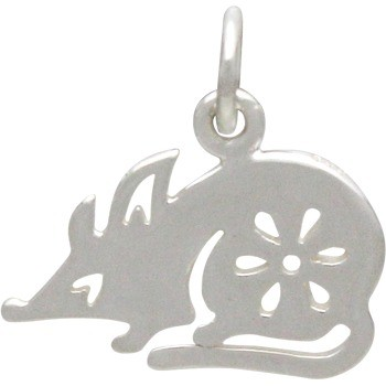 Sterling Silver Chinese Zodiac Charm - Rat