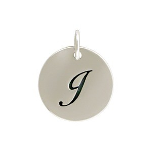 Details about  /Sterling Silver Fancy Cursive Script Letter M Initial Charm Pendant 0.83 Inch