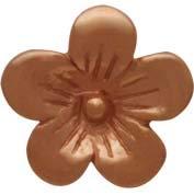 18K Rose Gold Plated Cherry Blossom Post Earrings