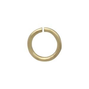 Solid 14K Gold Jumpring - 5 mm outside diameter