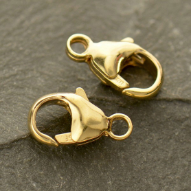 14K Gold Filled Medium Lobster Clasp