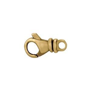 Brass Lobster Swivel Clasp -12mm