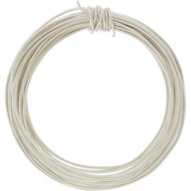 Sterling Silver Dead Soft Wire - 1oz 22 Gauge