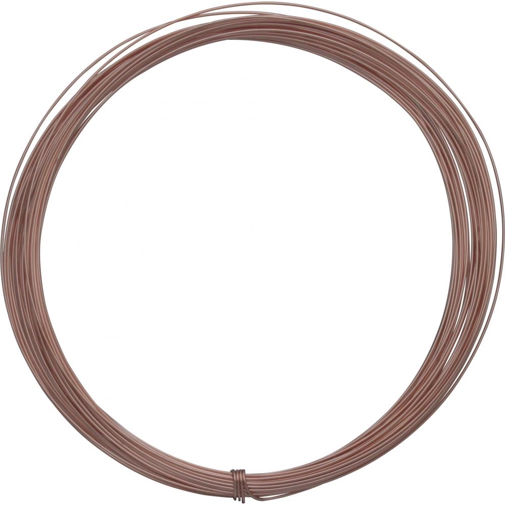 14K Rose Gold Filled Dead Soft Wire - 24 Gauge Half oz 27 ft
