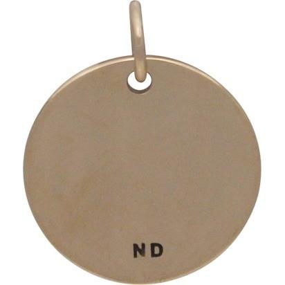 Scorpio Constellation Jewelry Charms - Bronze 18x15mm
