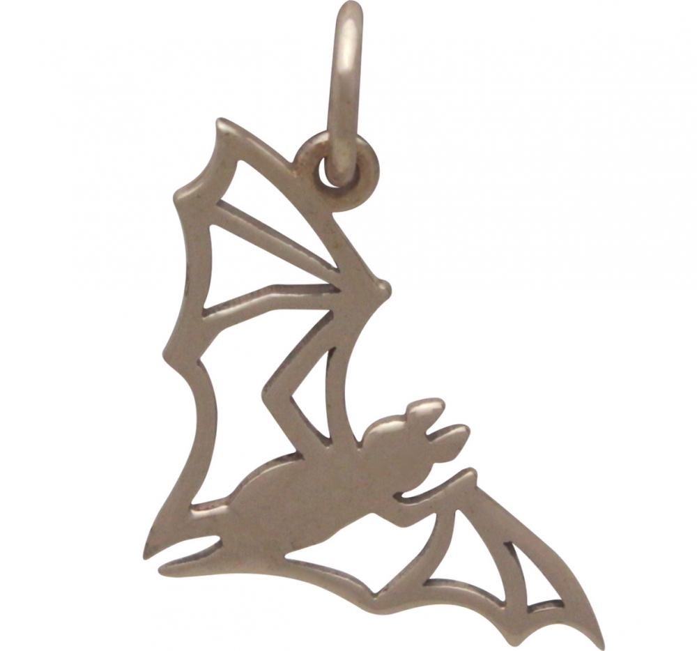 Openwork Bat Charm - Bronze DISCONTINUED