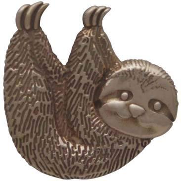 Bronze Sloth Pendant