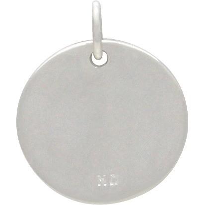 Sagittarius Constellation Charm Silver Plated BronzeDISCONT