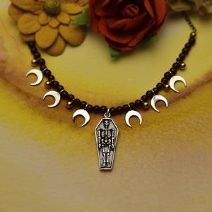 Diy Jewelry Projects Halloween Jewelry Designs Nina Designs