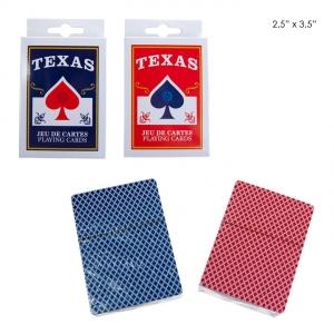 DUH - TEXAS PLAYING CARD W/ HEADER