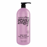 Body Wash Exotic Pomegranate 1L NATURAL SPA
