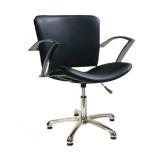 JULIA Cutting Chair Gas Lift Black