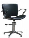 JULIA Cutting Chair 5 Star Hydraulic Black