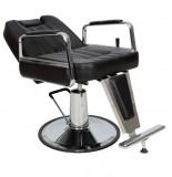 +Viking 43332 Barber Chair Black