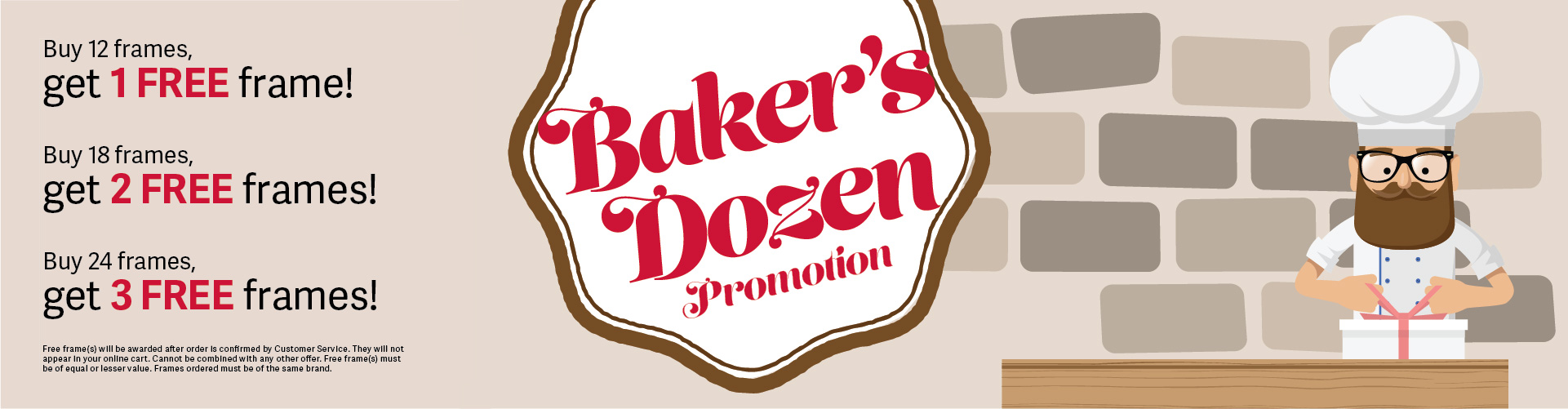 bakers dozen the mcgee group