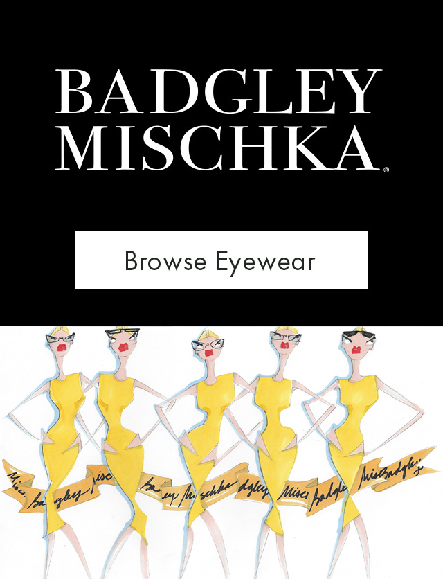 badgley mischka glamorous eyewear for women and men