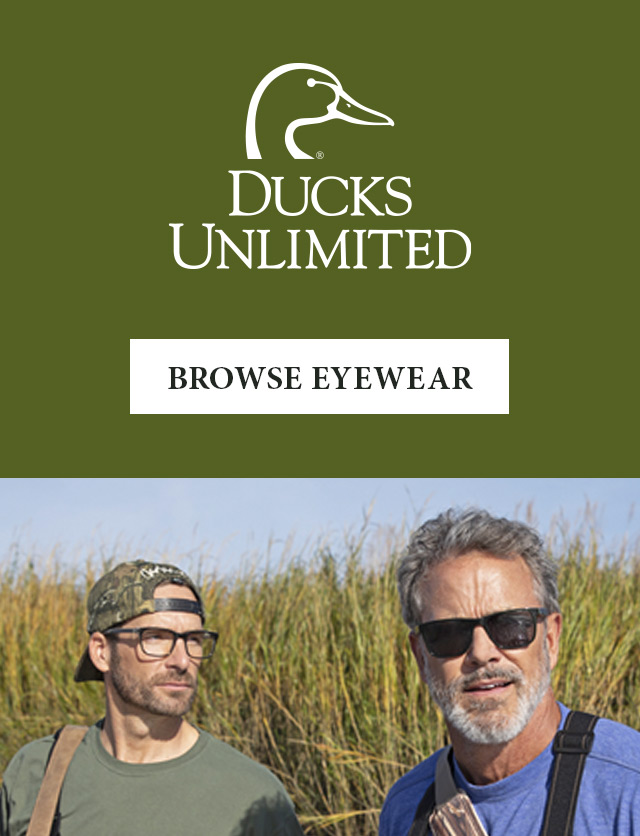 ducks unlimited eyewear collection for men
