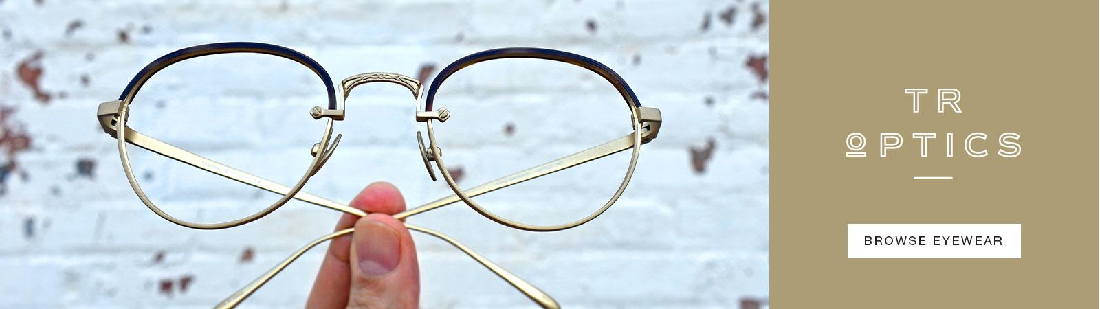 optical and sun eyewear tr optics