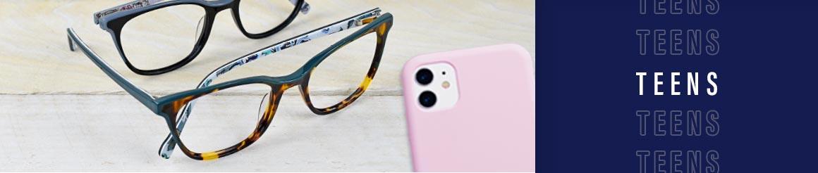 teens eye glasses