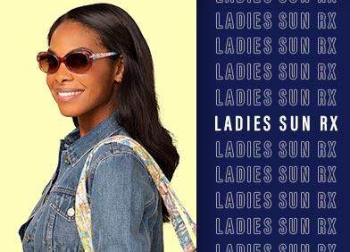 ladies prescription sunglasses
